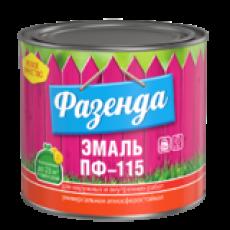 Эмаль ПФ-115 ФАЗЕНДА 20 кг
