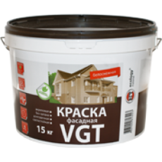 Белоснежная фасадная краска ВД-АК-1180, 15 кг