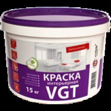 Краска ВД-АК-2180 интерьерная белоснежная 15кг