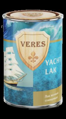 Лак яхтный VERES 10 л