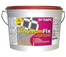 Клей для коммерческого и бытового линолеума Боларс LINOLEUMFIX 12 кг