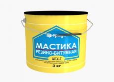 Резино-битумная мастика МГХ-Т Грида 18 кг