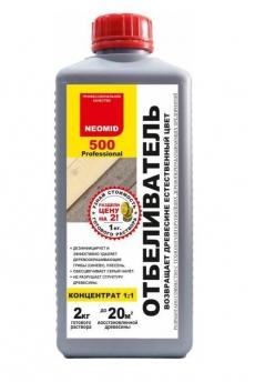 Отбеливатель древесины NEOMID 500 1 л