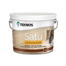 Защитное средство для сауны Teknos Satu Saunasuoja 2,7 л