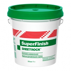 Шпаклевка «Шитрок» SuperFinish 28 кг