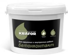 Бетон-контакт KRAFOR 12 кг