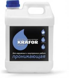 Грунтовка универсальная KRAFOR 10 л