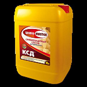 Огнебиозащитный состав WOODMASTER КСД 10 л бесцветный